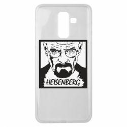Чохол для Samsung J8 2018 Heisenberg face