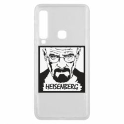 Чохол для Samsung A9 2018 Heisenberg face