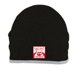 Шапка Heisenberg face