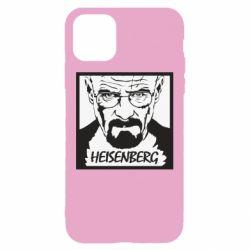 Чохол для iPhone 11 Heisenberg face