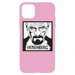 Чохол для iPhone 11 Pro Heisenberg face