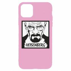 Чохол для iPhone 11 Pro Max Heisenberg face
