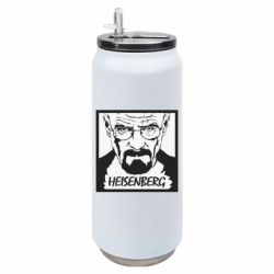 Термобанка 500ml Heisenberg face