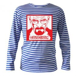 Тільник з довгим рукавом Heisenberg face