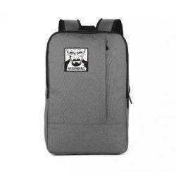 Рюкзак для ноутбука Heisenberg face