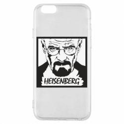 Чохол для iPhone 6/6S Heisenberg face