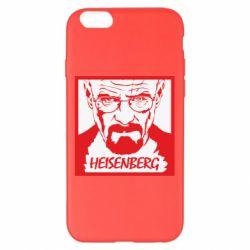 Чохол для iPhone 6 Plus/6S Plus Heisenberg face