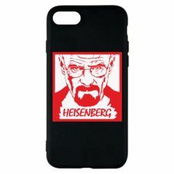 Чохол для iPhone 7 Heisenberg face