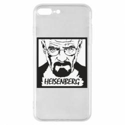 Чохол для iPhone 7 Plus Heisenberg face