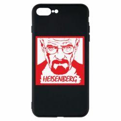 Чохол для iPhone 8 Plus Heisenberg face