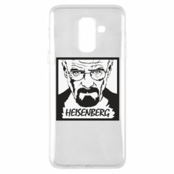 Чохол для Samsung A6+ 2018 Heisenberg face