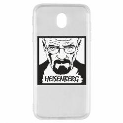 Чохол для Samsung J7 2017 Heisenberg face