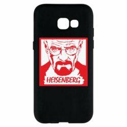 Чохол для Samsung A5 2017 Heisenberg face