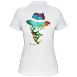 Женская футболка поло Heisenberg - FatLine