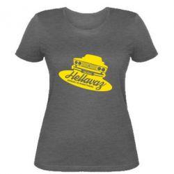 Женская футболка Hellavaz