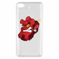Чехол для Xiaomi Mi 5s Hellboy with a cigar - FatLine