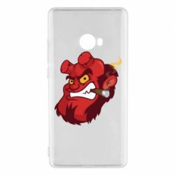 Чехол для Xiaomi Mi Note 2 Hellboy with a cigar - FatLine