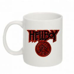 Кружка 320ml HellBoy - FatLine