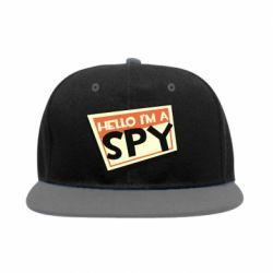 Снепбек Hello i'm a spy