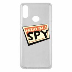 Чохол для Samsung A10s Hello i'm a spy