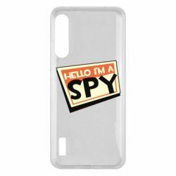 Чохол для Xiaomi Mi A3 Hello i'm a spy
