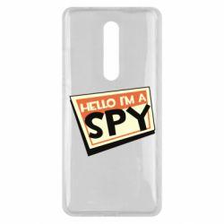 Чохол для Xiaomi Mi9T Hello i'm a spy