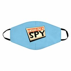 Маска для обличчя Hello i'm a spy