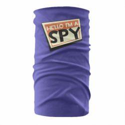 Бандана-труба Hello i'm a spy