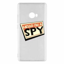 Чохол для Xiaomi Mi Note 2 Hello i'm a spy