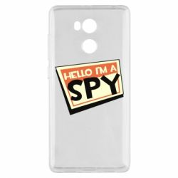 Чехол для Xiaomi Redmi 4 Pro/Prime Hello i'm a spy