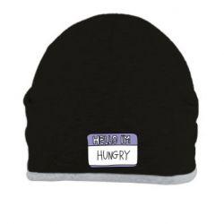 Шапка Hello, I'm hungry