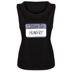 Майка жіноча Hello, I'm hungry