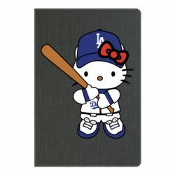 Блокнот А5 Hello Kitty baseball