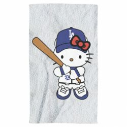 Рушник Hello Kitty baseball