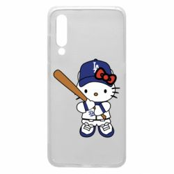 Чохол для Xiaomi Mi9 Hello Kitty baseball