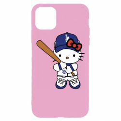 Чохол для iPhone 11 Pro Hello Kitty baseball