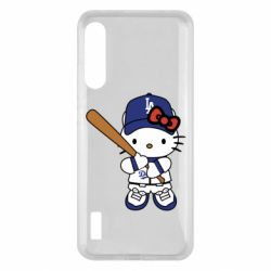Чохол для Xiaomi Mi A3 Hello Kitty baseball