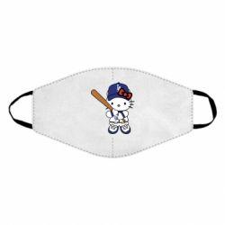 Маска для обличчя Hello Kitty baseball