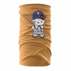 Бандана-труба Hello Kitty baseball