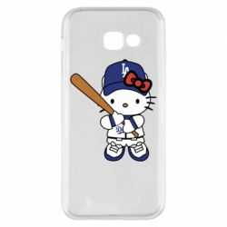 Чохол для Samsung A5 2017 Hello Kitty baseball