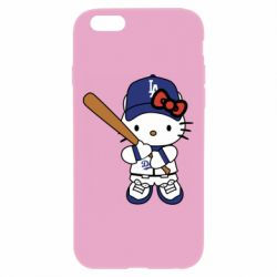 Чохол для iPhone 6 Plus/6S Plus Hello Kitty baseball