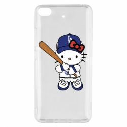 Чохол для Xiaomi Mi 5s Hello Kitty baseball