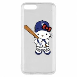 Чохол для Xiaomi Mi6 Hello Kitty baseball