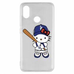 Чохол для Xiaomi Mi8 Hello Kitty baseball