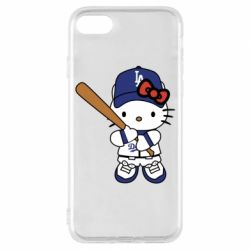 Чохол для iPhone 7 Hello Kitty baseball