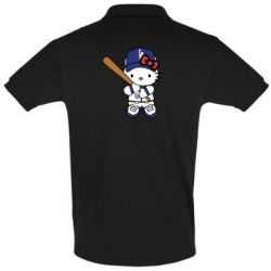 Футболка Поло Hello Kitty baseball