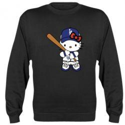 Реглан (світшот) Hello Kitty baseball