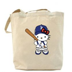 Сумка Hello Kitty baseball