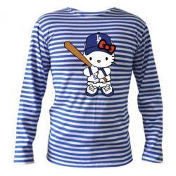 Тільник з довгим рукавом Hello Kitty baseball