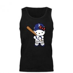 Майка чоловіча Hello Kitty baseball